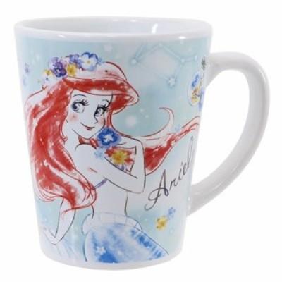 ◆リトルマーメイド アリエル マグカップ 陶器製 (543)(ディズニー)