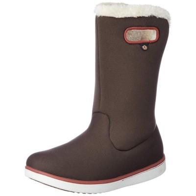 ボグス レインシューズ MID BOOTS SOLID スノーブーツ 防寒ブーツ OLIVE EU 38(23 cm)