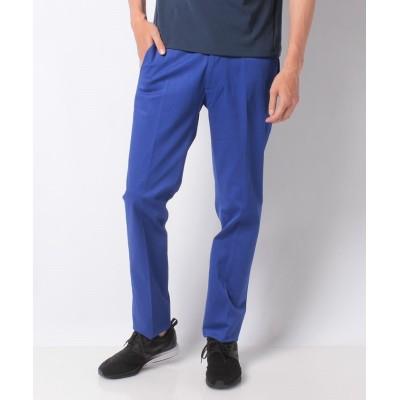 【スリクソン】 綿モダールサテンストレッチパンツ メンズ ブルー系 79 SRIXON