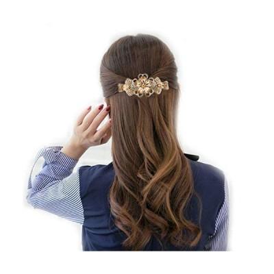 花 ヘアピン かわいい ヘアクリップ パーティー 髪留め 入学式 シンプル 髪飾り バレッタ 卒園式 デイリー ヘッドドレス ウェディング