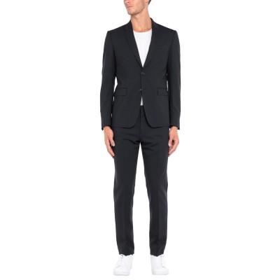 マウロ グリフォーニ MAURO GRIFONI スーツ ダークブルー 54 バージンウール 98% / ポリウレタン 2% スーツ