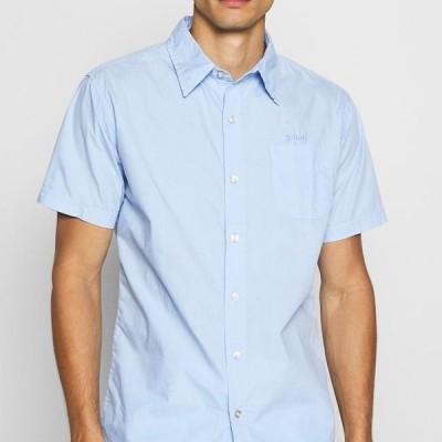 スコット メンズ シャツ Shirt - sky blue