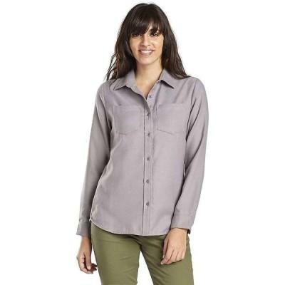 ユナイテッドバイブルー レディース シャツ トップス United By Blue Women's Pinedale Wool Button Down LS Shirt