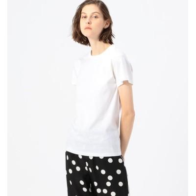 【トゥモローランド/TOMORROWLAND】 BASE RANGE コットン クルーネックTシャツ