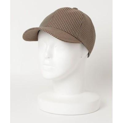 BEAMS WOMEN / Ray BEAMS / 6パネル チェック キャップ WOMEN 帽子 > キャップ