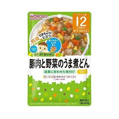 和光堂 グーグーキッチン 豚肉と野菜のうま煮どん 80g