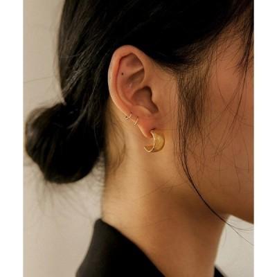 ピアス 【MIDNIGHT MOMENT 】スクラッチピアス / scratch earring