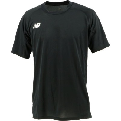 new balance(ニューバランス) ゲームシャツ ブラック