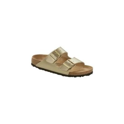 ファッション レディース ゴールド ビルケンシュトック BIRKENSTOCK アリゾナ Arizona BF Gold gc1016111 お取り寄せ商品