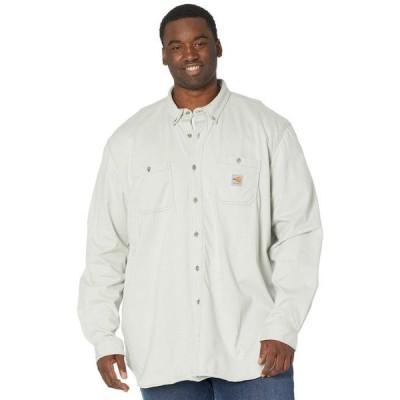 カーハート メンズ シャツ トップス Big & Tall Flame-Resistant Force Cotton Hybrid Shirt