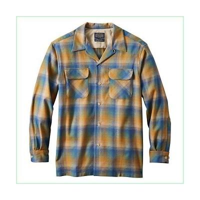 Pendleton メンズ 長袖 クラシックフィット ボードシャツ US サイズ: Small カラー: ブルー【並行輸入品】