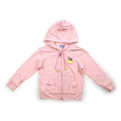ポンポネット pomponette パーカー 110サイズ 女の子 子供服 ベビー服 キッズ
