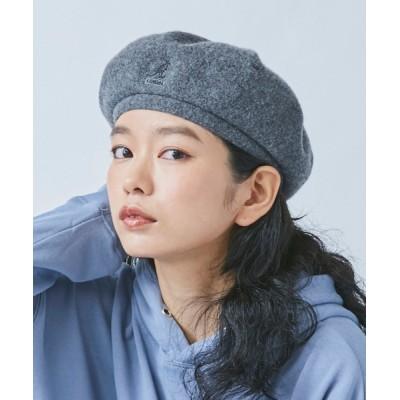 OVERRIDE / 【KANGOL】Wool Jax Beret MEN 帽子 > ハンチング/ベレー帽
