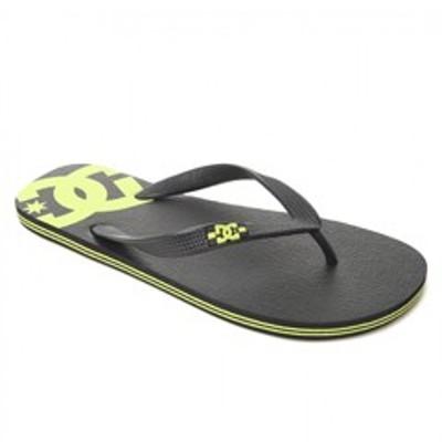 DC SHOES  SPRAY [カラー:ブラック×ライム] [サイズ:27cm (US9)] DM191043 BKI 靴