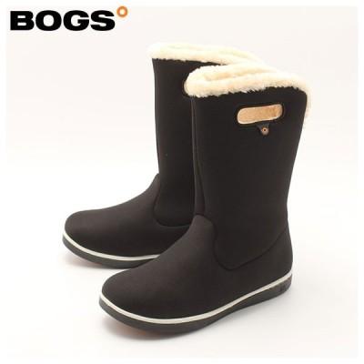 スノーブーツ レディース BOGS ミッドブーツ MID BOOTS MULTI 78008 ブラックブラック ボグス 取寄
