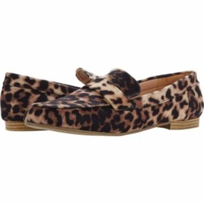 レポート Report レディース ローファー・オックスフォード シューズ・靴 Kol Leopard
