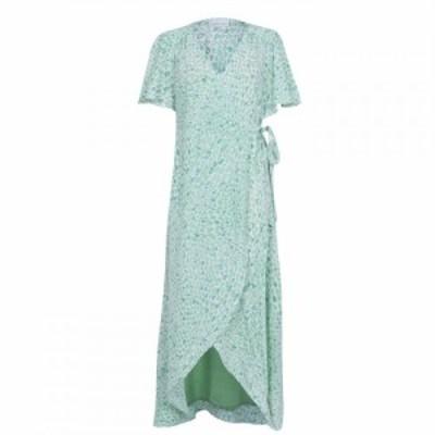 ファビエンヌ シャポット Fabienne Chapot レディース ワンピース ワンピース・ドレス Archana Dress Cream/Sea Grn