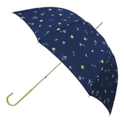 深い傘 深め傘 深張り日傘 アンブレラ 傘 おしゃれ 長傘深張り ガーデン NV