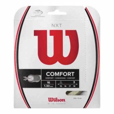 ウイルソン テニス テニスガット NXT 16 単張  Wilson WRZ942700