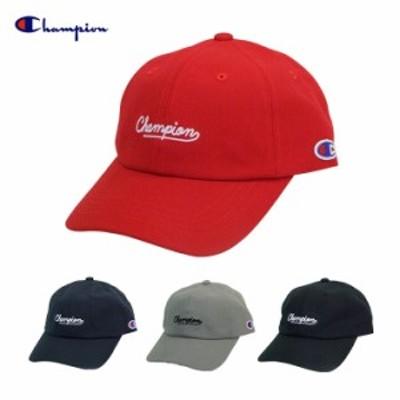 Champion チャンピオン ローキャップ ウーリー ツイル 帽子 4color 57-59cm/メンズ:レディース