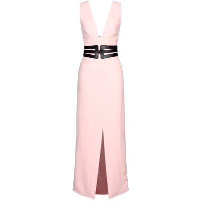シルビアンヒーチ SILVIAN HEACH ロングワンピース&ドレス ピンク M ポリエステル 95% / ポリウレタン 5% ロングワンピース&