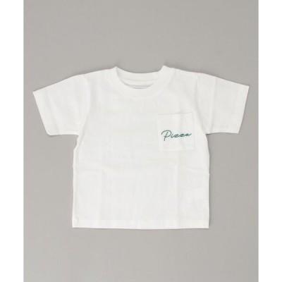 tシャツ Tシャツ ARCH&LINE / Canvas PIZZA Tシャツ 21(85〜145cm)