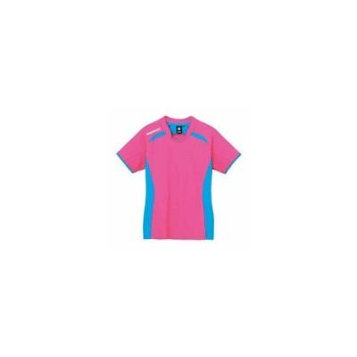 DESCENTE/デサント  半袖セカンダリーシャツ(ウィメDVB5124W(PPK)【S】