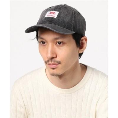 帽子 キャップ ROUND HOUSE / RH WASHED DENIM BB CAP