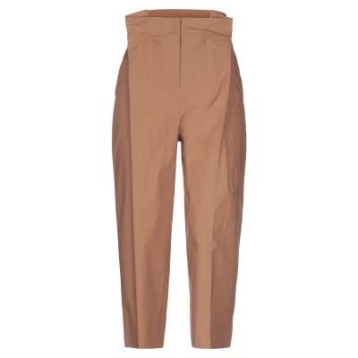 リュー ジョー LIU •JO パンツ キャメル 42 コットン 77% / テンセル 21% / ポリウレタン 2% パンツ