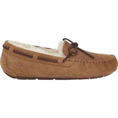 アグ UGG レディース スリッポン・フラット シューズ・靴 Dakota Brown/Chestnut