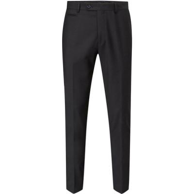 スコープス Skopes メンズ スラックス スキニー ボトムス・パンツ Madrid Skinny Suit Trousers Black