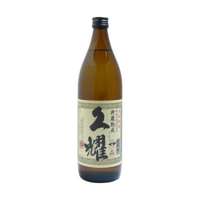 [お酒 芋焼酎 鹿児島]久耀 貯蔵熟成 芋 25度 900ml(種子島酒造)(鹿児島)