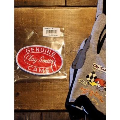 CLAY SMITH (クレイスミス) CSUSA-040 Clay Smith PATCHES ワッペン
