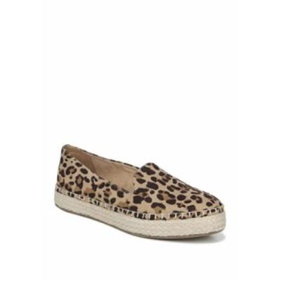 ドクター・ショール レディース パンプス シューズ Find Me Espadrilles Slip On Loafers Tan/Black Leopard