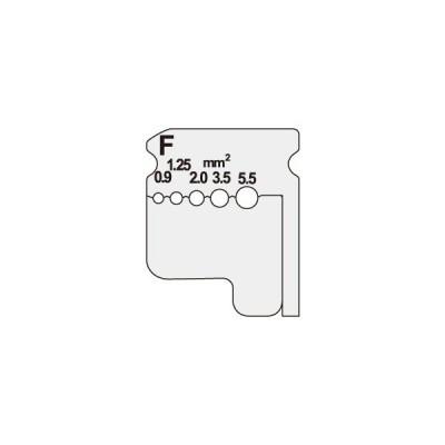 ジェフコム デンサン DIV-095KP ワイヤーストリッパー替刃