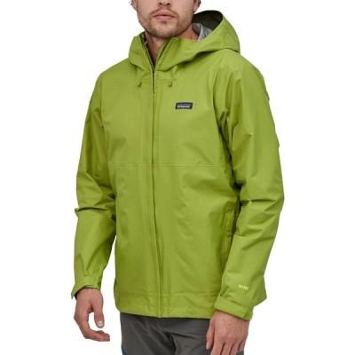 パタゴニア Patagonia メンズ レインコート アウター Torrentshell 3L Rain Jacket Supply Green