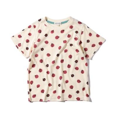 SHOO・LA・RUE/Kids(シューラルー /キッズ) ◆【90-120cm】ひんやり昆虫キッズTシャツ