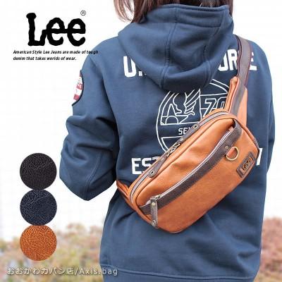 リー Lee ボディバッグ ウエストバッグ インフィニティ infinity 320-3102