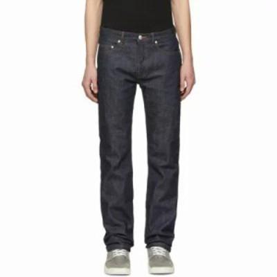 アーペーセー ジーンズ・デニム Indigo Raw New Standard Jeans