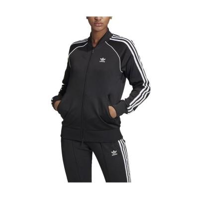 (adidas Originals/アディダス オリジナルス)PRIMEBLUE SST トラックジャケット(ジャージ)/レディース ブラック