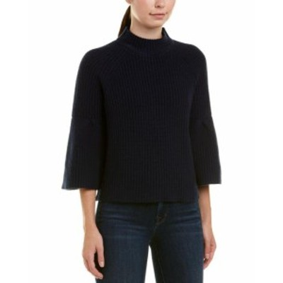 Joie ジョイー ファッション トップス Joie Ingrit Wool & Cashmere-Blend Sweater L