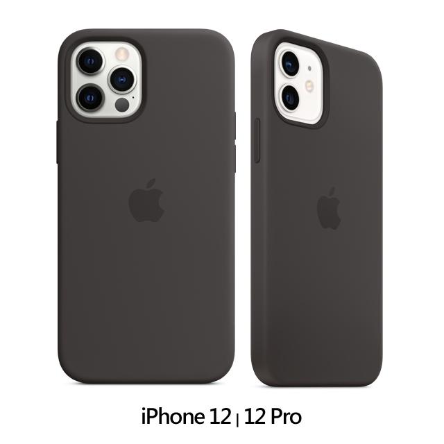 iPhone 12 | 12 Pro MagSafe 矽膠保護殼 - 黑色 Black (MHL73FE/A)