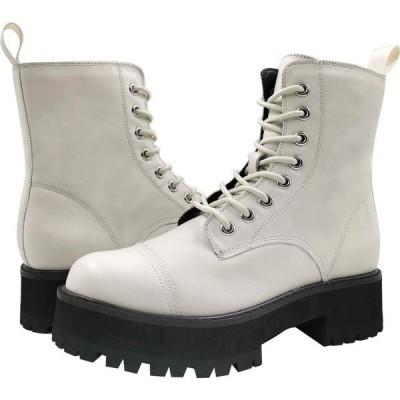 ファリルロビン FARYL by Farylrobin レディース ブーツ シューズ・靴 Cammy Snowy White