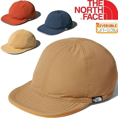 帽子 ベースボールキャップ リバーシブル メンズ レディース ノースフェイス THE NORTH F