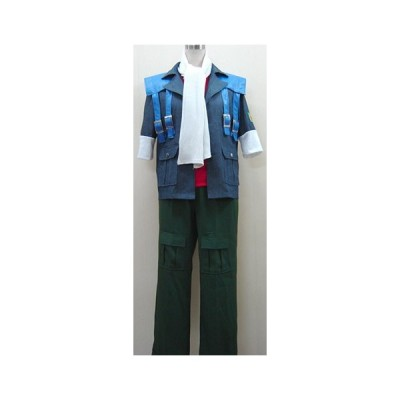 Final Fantasy7 シド ハイウィンド コスプレ衣装w226