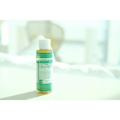 【DR.BRONNER'S】 PRE-CASTILE SOAP HEMP almond ドクターブロナー ソープ アーモンド 118ml