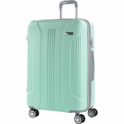 American  旅行用品 キャリーバッグ American Green Travel Denali 26&#034 Expandable Hardside Hardside Checked NEW