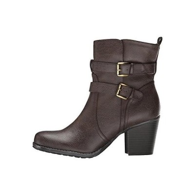 ナチュラライザー ブーツ シューズ 靴 ナチュラルizer 5330 レディース Transform ブラウン アンクルブーツ シューズ 8.5 ミディアム (B,M) BHFO