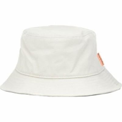 アクネ ストゥディオズ Acne Studios レディース ハット バケットハット 帽子 cotton bucket hat Oat Beige