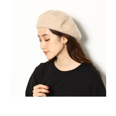 フェルト ベレー帽